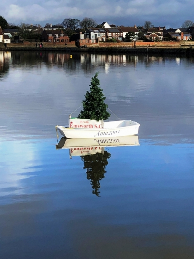 385 Christmas on the Millpond