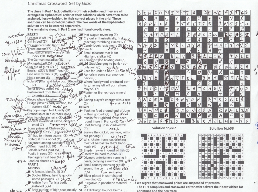 397 - Solved - with lots of help!