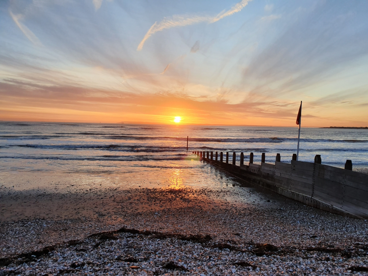 442 - West Wittering, January afternoon