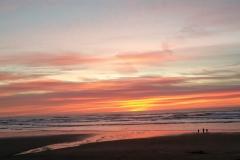 440 - Sundown on the Oregon Coast