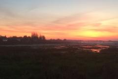 434 - Sunset over Bosham Channel