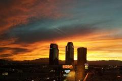 441 - Vegas Sunset