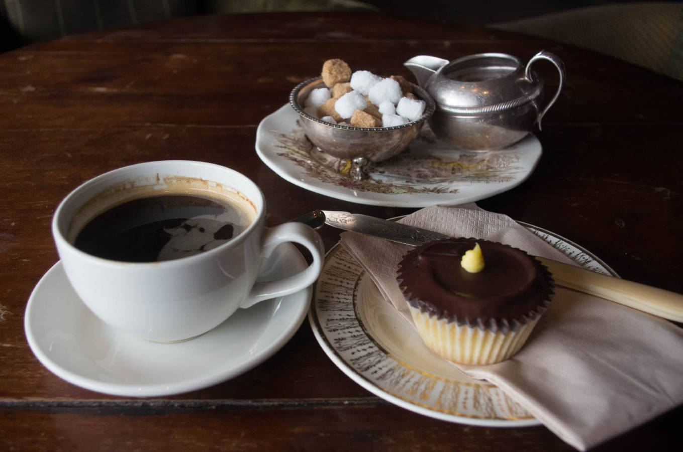 637 - Coffee & Cake