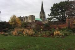 421 Bishop's Garden in Autumn