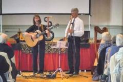 Music: Joy Lewis & DerrickHughes