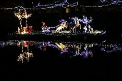 401 - Christmas Night Lights at Canal Basin
