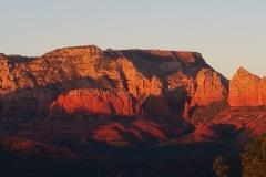 439 - Sunset in Sedona