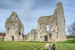 History & Lunch Group visit to BoxgrovePriory